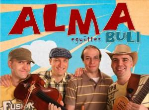 A gyerekek nagy kedvence: az Alma együttes!